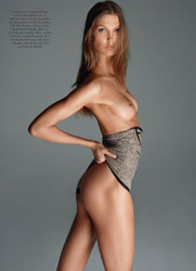 Vogue Magazine (2011) Italy