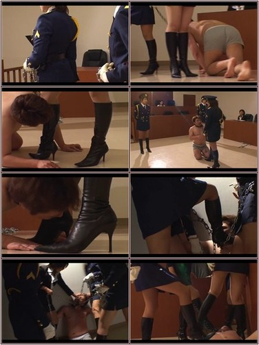 Love and Boots Vol-15 Asian Femdom