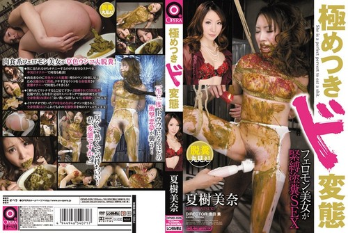 Scat Fetish OPMD-026 Asian Scat Scat