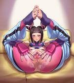 [COSiNE] Han Drill (Super Street Fighter 4) - Uncensored
