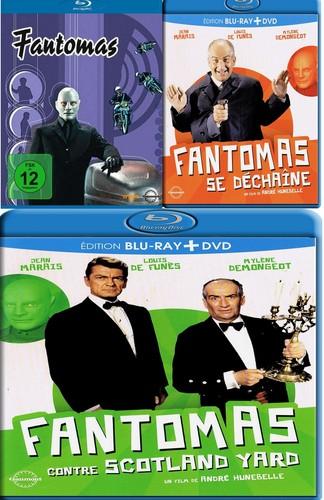 Trilogie Fantômas 1964 --> 1967 DTS [BluRay 1080p]